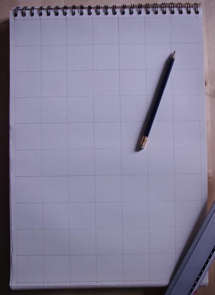 Apprendre A Dessiner Un Portrait Technique De Base