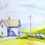 Cours de peinture à l'aquarelle