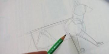 technique pour dessiner les animaux facilement