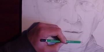 technique pour dessiner le portrait d'anthony hopkins