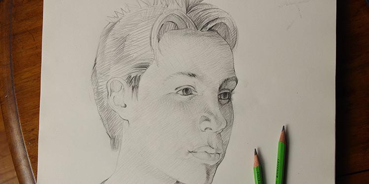 technique pour dessiner des ombres facilement par dessin-création