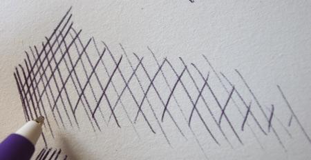 comment dessiner des hachures