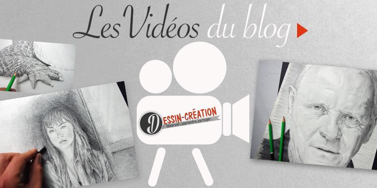 cours de dessin en vidéo gratuit avec dessin-creation