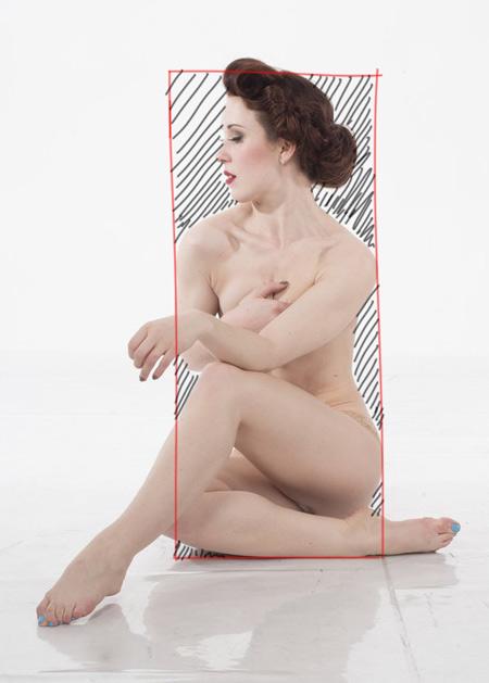 dessiner un corps de femme facilement