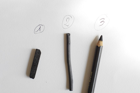 quels outils utiliser pour apprendre à dessiner au fusain