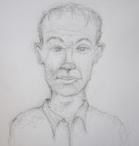 technique pour dessiner un portrait sans copier