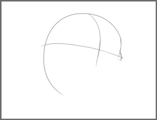 technique pour dessiner une tête en 3d