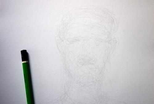 apprendre à dessiner en faisant un croquis instinctif