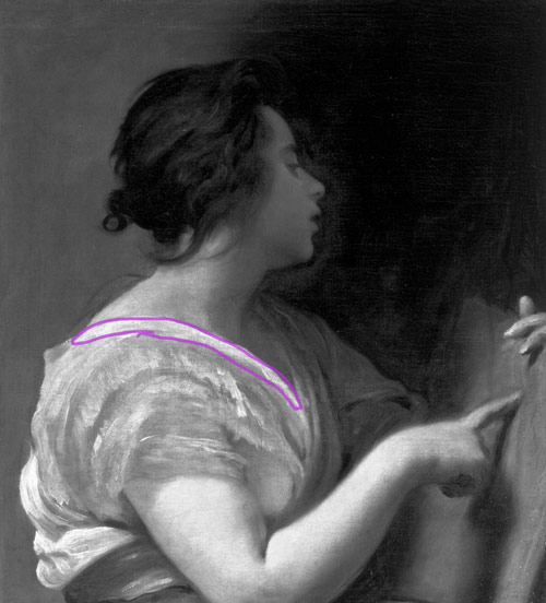 observer la lumière dans un portrait pour faire un dessin contrasté