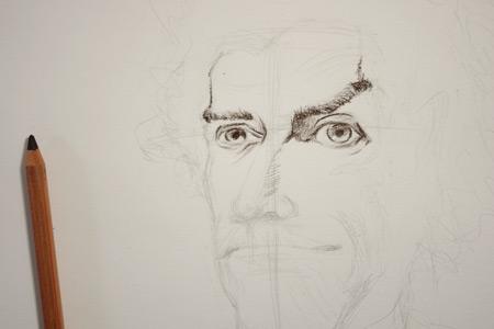 Bien dessiner les yeux pour réussir un portrait