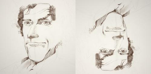 6 Tapes Cl S Pour Dessiner Un Portrait R Ussi Apprendre