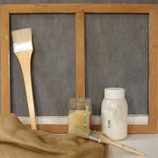 voici la technique des artistes pour bien préparer une toile avant de la peindre