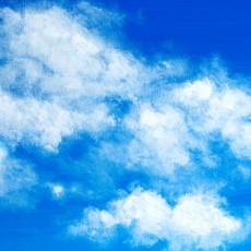 tutoriel vidéo en ligne pour apprendre à peindre un ciel et des nuages très facilement