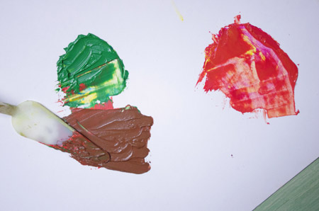 Comment Obtenir Du Marron En Peinture Gamboahinestrosa
