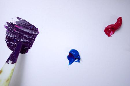 Comment mélanger les couleurs pour créer du violet comme un peintre
