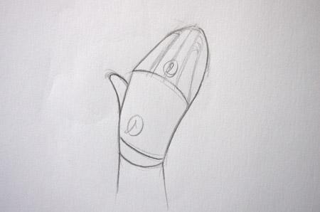 une méthode de schématisation pour apprendre à dessiner les mains simplement