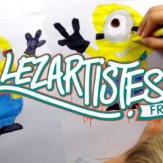 Un nouveau site enfant pour apprendre à dessiner en s'amusant