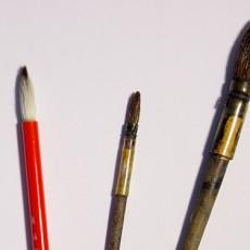 Conseil pour bien choisir ses pinceaux pour apprendre la technique de peinture aquarelle