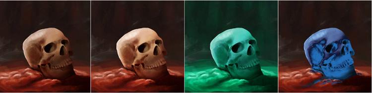 comment bien utiliser les filtres en peinture numérique