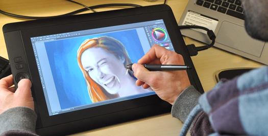 Quel matériel utiliser pour apprendre la peinture numérique