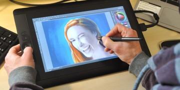 Comment se familiariser à la technique de peinture numérique quand on peint de manière classique