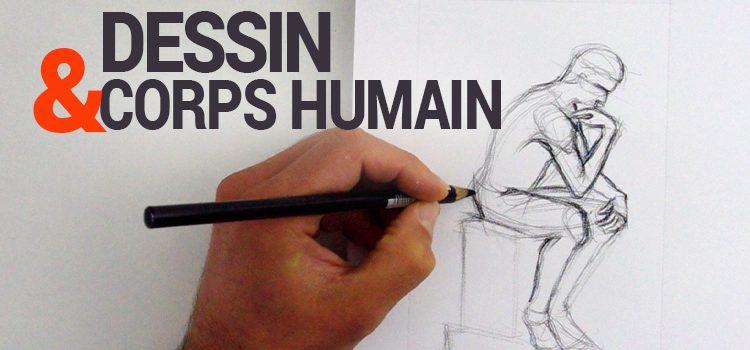 technique et cours de dessin utile pour dessiner un personnage en le contruisant bien