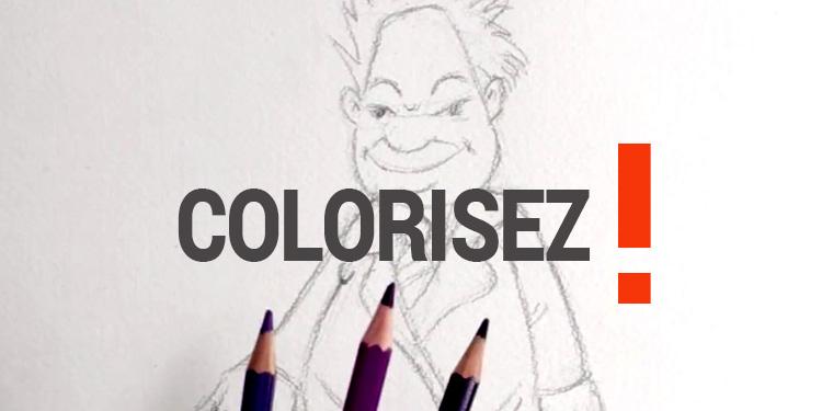 Technique D Illustration Coloriser Et Peindre Un Personnage