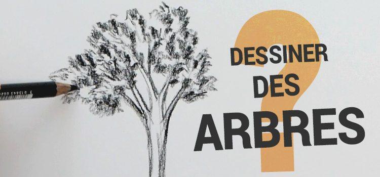 apprendre à dessiner des arbres à l'aide d'une méthode simple et efficace