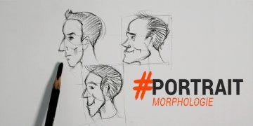 technique simple pour apprendre à dessiner un visage très facilement