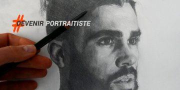 techniques pour apprendre à dessiner des portraits vivants