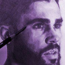 formation vidéo complète pour apprendre à dessiner des portraits réalistes et vivants