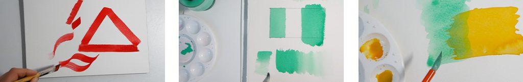 Technique d'aquarelle pour peindre et bien débuter sa peinture