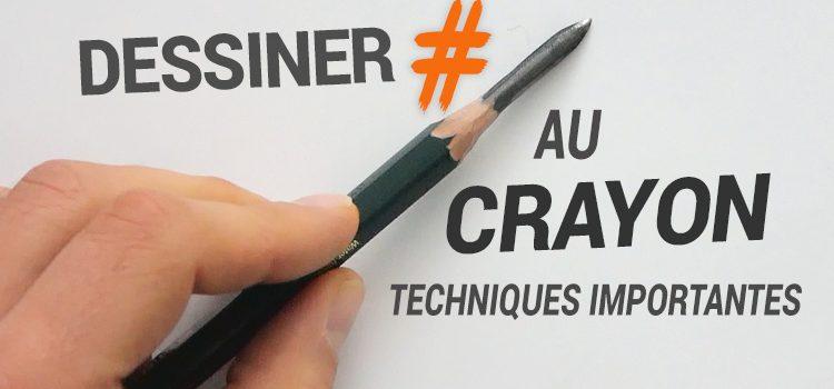 Comment bien dessiner au crayon et acquérir les bases techniques rapidement avec le site dessin-creation