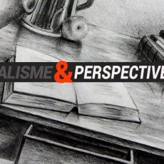 comment faire une dessin réaliste en perpective à partir de zéro