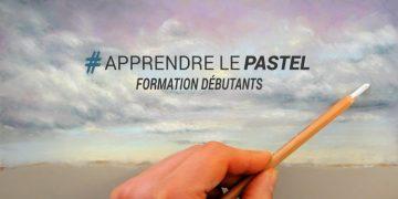 techniques pour apprendre le pastel et formation complète pour apprendre à peindre pas à pas