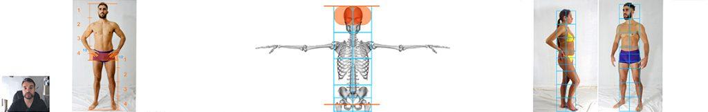 comment dessiner les proportions exactes du corps humain pas à pas