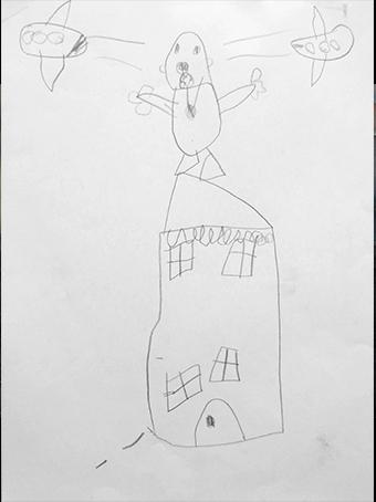 redevenir enfant pour apprendre à dessiner mieux et plus librement