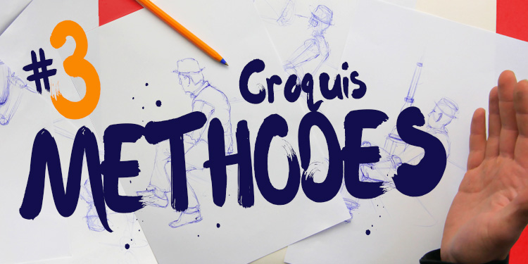 voici un cours pour apprendre à dessiner sur le vif en utilisant des méthodes différentes. très utile pour réussir vos croquis rapides.