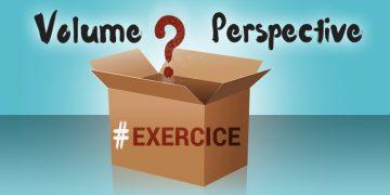 Voici un exercice qui vous apprendra les bases pour dessiner un objet en perspective rapidement