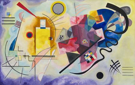Art abstrait une autre façon d'apprendre à peindre et de créer