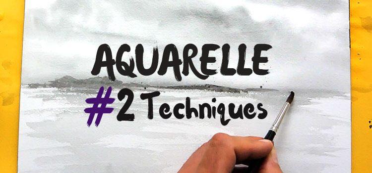 Techniques et exercices pour apprendre l'aquarelle et maîtriser les bases