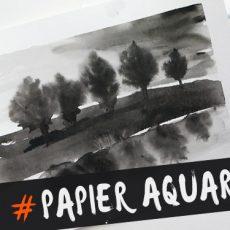 choisir le bon papier aquarelle pour apprendre à peindre sans payer trop cher