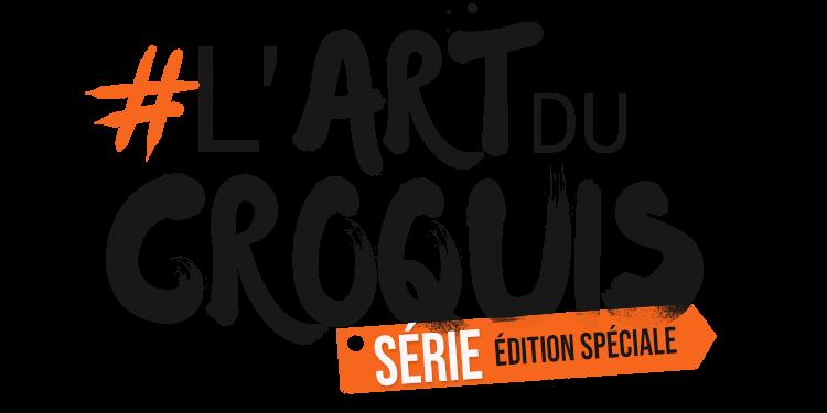apprendre à dessiner et faire de jolis croquis avec cette série de cours en ligne